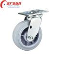 125mm Тяжелый Impak Impak Kingpinless поворотный заклинателя с колесом TPR