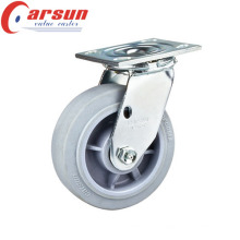 125mm Heavy Duty Swivel Caster with TPR Wheel