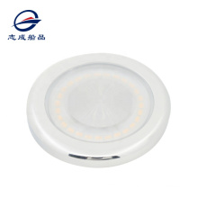 Genuine Marine RV Caravan Boat 1.5w Surface Mounted  Dimming Switch Round LED Ceiling Light