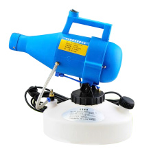 China Fogging Aerosol Electrostatic Fogger Machine Sprayer ULV Plastic Electric
