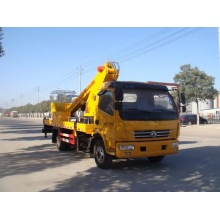 Dongfeng used boom lifts vehicle for sale