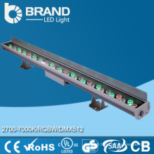 High Brightness IP65 36w RGB LED Wall Washer 36*1w