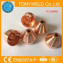 65A 85A 105A plasma torch spares shield 220993 220817