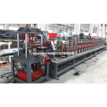 Pluimvee Feeding roll forming machine