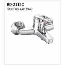 Bd2112c 40mm Single Lever Zinc Bath Faucet