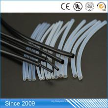 Оптовая цена прозрачные fep пластичный трубопровод тефлона