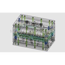 del plasitc moldear inyección moldeado 3D diseño servicios fabricante (OEM)