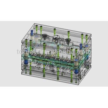 plasitc injection moulage 3D design services mouliste (OEM)
