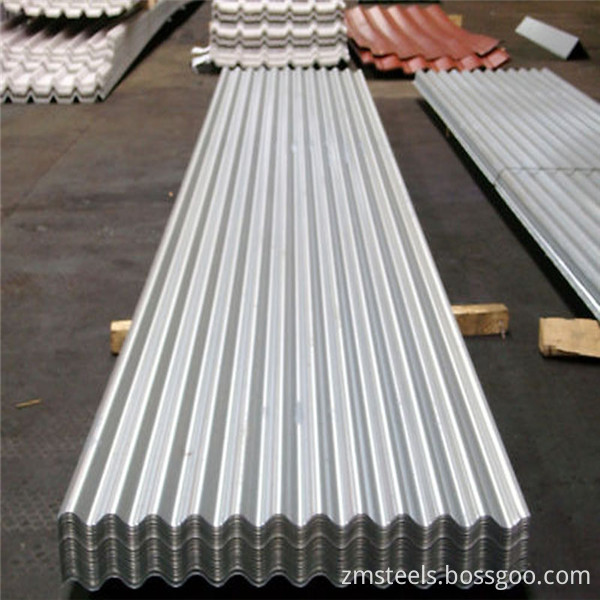 0.3mm corrugated galvanized steel sheets/828 glazed tile