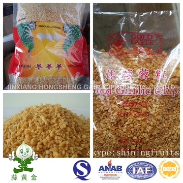Hongsheng Fried Garlic Granules in Small Packing