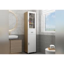 Armoires de rangement étroites pour salle de bain Locker