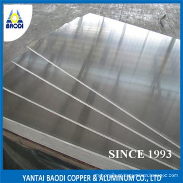 Placa de alumínio com padrão ASTM B209 para a decoração do edifício