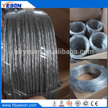 Anping 7 fils fil de fer galvanisé multistrand