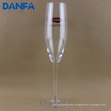 120ml Champagne Flute with Logo Printing (CF023)