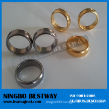 Ring NdFeB Magnet with Countersunk Hole