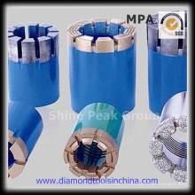 Алмазного бурения нефтяных скважин бит для месторождения нефти