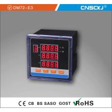2015 precio de fábrica Digital trifásico multifuncional Power Meter