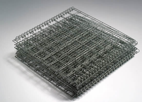 folded-gabion-box
