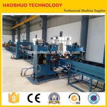 Panel de radiador de calefacción automática que hace línea de producción de la máquina Fabricantes China