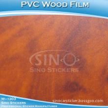 Furniture Protective PVC Adhesive Wood Grain Vinyl