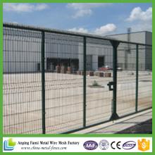 Aplicações comerciais Galvanizado Pool / Garden / Road Fence