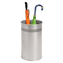 2040 de alta calidad Metal Waste Bin / Umbrella Holder 21L