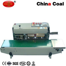 Frd1000 Packaging Machinery Horizontal Banda continua sellador de tinta