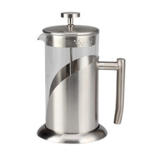 Base de vidro clássico francês Press Coffee Pot WithDurable