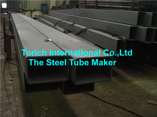 Seamless Rectangular Steel Tubes