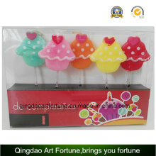 Hot Sale Birthday and Party Candle-Candy Shape