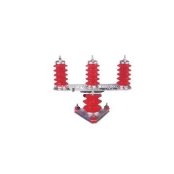 Three-Phase Integrated Lightning Arrester (TBP-B Series)