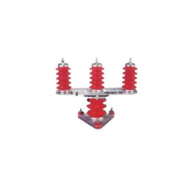 Pararrayos integrado trifásico (Serie TBP-B)