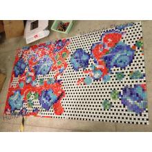 Фоновая настенная мозаика (HMP812)