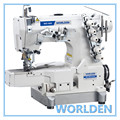 Wd-600-01CB High Speed Flat-Bed Interlock with Left Side Cutter