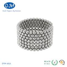 Permanência NdFeB Magnet magnético em forma de bola