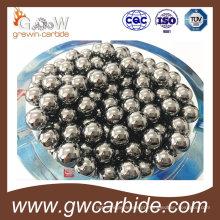 Bolas polidas cimentadas do carboneto de tungstênio + assento