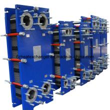 Intercambiadores de calor de placas utilizados para piscinas