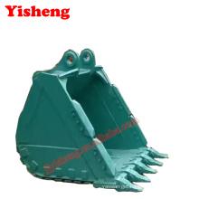 kobelco excavator bucket for SK70 SK75 SK100 SK120 SK200 SK210 SK230 SK300 SK320 SK350 excavator rock bucket