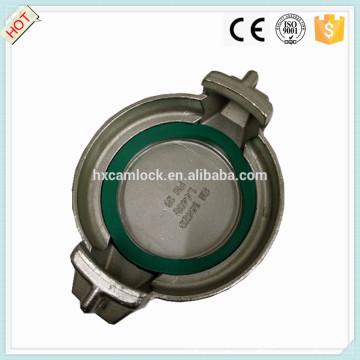 Acier inoxydable Tankwagon couplage DIN 28450 MB avec une bonne qualité