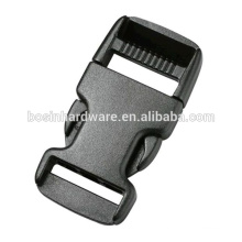 2015 New Product Good Quality Plastic Side Release Buckle