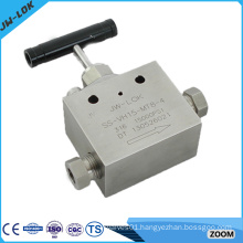Best Sale Stainless Steel instrument gas needle valve