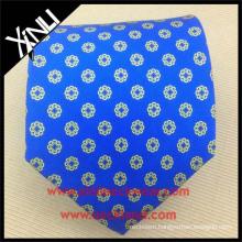 Azo Free Men New Fashion Silk Printed Mens Necktie