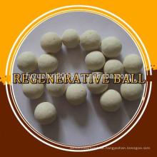 HD Corundum-Mullit refraktärer regenerativer Ball