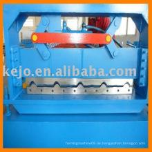 Rollenformmaschine für IBR Dachblech