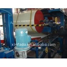 Máquina de painel de sanduíche de lã mineral EPS