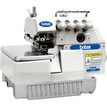 Máquina de coser del Overlock de cinco hilos de br-757