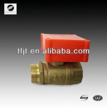 Válvulas de atuador elétrico de 2 vias 12v 1/2 inc 1 polegada CWX10