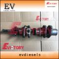 YANMAR MARINE ENGINE 3GM30 crankshaft main bearing