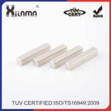 N52 Bar NdFeB Magnet Seltenerd-Neodym-dauerhafter industrieller Magnet