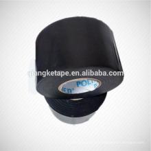 Cinta adhesiva de goma butílica de Qiangke cinta adhesiva negra